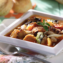 Roasted Vegetable Minestrone