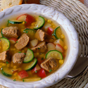 Veal and Vegetable Soup