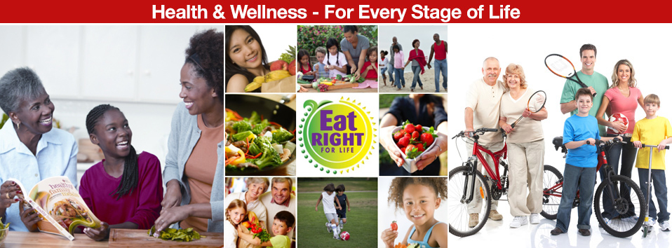Eat Right Banner